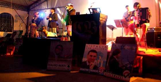 Los Massadores Armadio A Muro.Los Massadores A Porta A Porca Oggi Treviso News Il