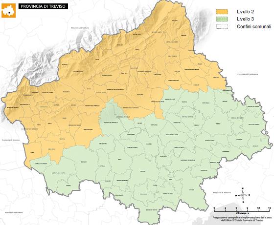 Rischio sismico quello di finale uguale a quello di for Arredamenti treviso e provincia