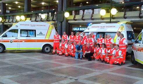36 nuovi soccorritori a conegliano oggi treviso news for Tomasella conegliano