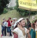 Il Quartiere Verdi si aggiudica il palio del Castel d'Amore