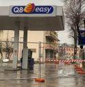 Distributore Q8 a Montebelluna in via Piave