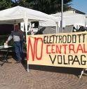 stazione elettrica Terna e elettrodotto a Volpago