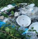 rifiuti nel Piave