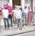 Sebastiano Sartoretto e la sua squadra alla vigilia del ballottaggio 2020