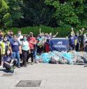 Ad Altivole con Plastic Free per liberare l'ambiente dalla plastica abbandonata