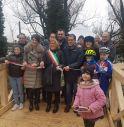 Inaugurato sabato mattina il nuovo ponte sul Roggia
