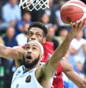 Treviso Basket in campo
