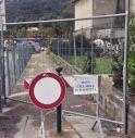 Vittorio Veneto, dopo il crollo di una parte del muro la ciclabile è ancora chiusa