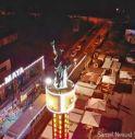 Discoteca sul ghiaccio e torre di 30 metri: a San Vendemiano è già Natale