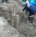 Bella scoperta durante i lavori sulle mura del Castello di Conegliano