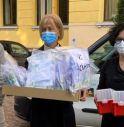 Monitoraggio Covid a scuola, consegnati al Cerletti di Conegliano i primi 134 kit