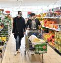 Prezzi: Istat conferma deflazione a giugno. Corre il carrello della spesa