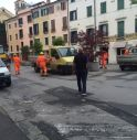 Via ai lavori per la nuova piazza Santa Maria dei Battuti