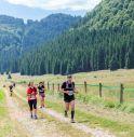 un'immagine dell'edizione 2018 della Cansiglio Run (credit corsainmontagna.it)