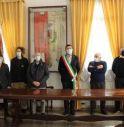 Il Comitato Acque Risorgive con il sindaco di Resana Stefano Bosa