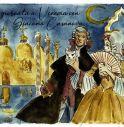Giacomo Casanova diventa un fumetto grazie alla matita di Lele Vianello allievo di Hugo Pratt