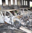 Incendio in carrozzeria, arrestati mandante ed esecutore