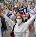 Hanna di Farra di Soligo racconta le proteste in Bielorussia