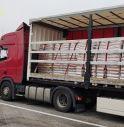 Mogliano, sequestrate 117 tonnellate di pellet contraffatto: denunciati in 19