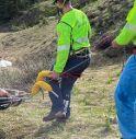 Si ferisce durante l'escursione, soccorsa in montagna