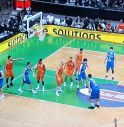 Al Palaverde l'Italia supera l'Olanda 80-62