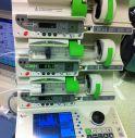un'immagine del nuovo sistema di anestesia computerizzata