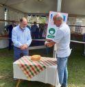 Inaugurazione ed. 2020 con  l'assessore regionale alle politiche agricole Giuseppe Pan