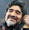 E' nato Diego Fernando, il figlio di Maradona e Veronica Ojeda