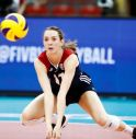 Courtney (Foto FIVB)