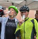 Mike Ramseyer e Johann Hatheier alla Prosecco Cycling