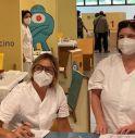 centro vaccini ex Maber