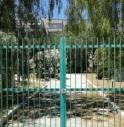 Il nuovo parco Santa Bona ora è chiuso