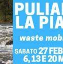 waste mobbing puliamo la Piave