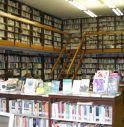 sala biblioteca civica di Ceneda