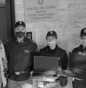 Trovato in stazione con quattro pc portatili: erano stati rubato in una scuola