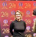 Silvia Amadio, titolare del cinema Corso