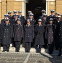 la Polizia locale di Mogliano