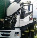 Incidente stradale questa mattina, martedì, lungo il Passante di Mestre