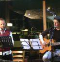 a sinistra Enrico Galiano, a destra Pablo Perissinotto