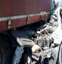 Tragedia in autostrada, cordoglio a Treviso per la scomparsa di Roberto Sartor