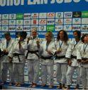 La squadra che ha vinto l'oro a Zagabria