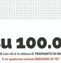 Parte da Castelfranco la campagna per trovare donatori di midollo osseo