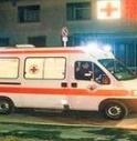 Gli fanno l'alcoltest ed ha un malore: portato via in ambulanza