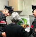 anziana carabinieri