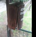 Montebelluna, ladri al parco: forzata la cassetta delle offerte
