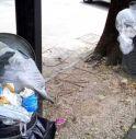 Il comune cede il servizio, Vittorio Veneto invasa dai rifiuti in una settimana