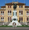 il municipio di Mogliano