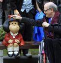 Addio a Quino, il celebre fumettista argentino creatore di Mafalda
