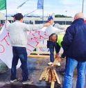 Ideal Standard, sciopero della fame e blocchi stradali