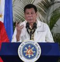 residente delle Filippine Rodrigo Duterte